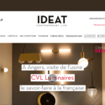 IDEAT speaks about CVL Luminaires